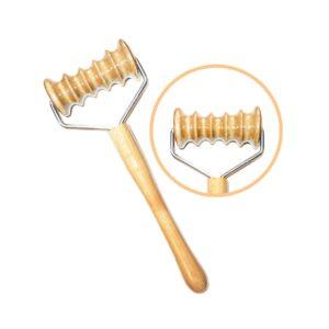 Talasasti valjak koji je namenjen za uklanjanje dubokog i tvrdokornog celulita.