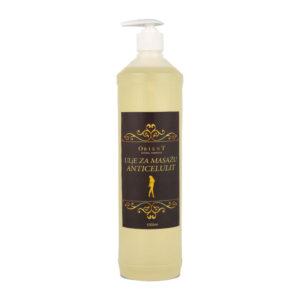 Anticelulit ulje za masažu