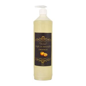 Ulje za masažu narandža